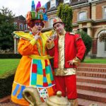 Panto Launch Time for Aladdin at Bromley's Churchill Theatre