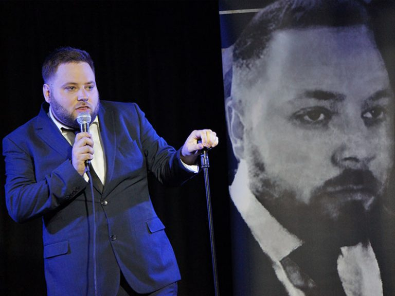 Samuel Zernig Comedy Night