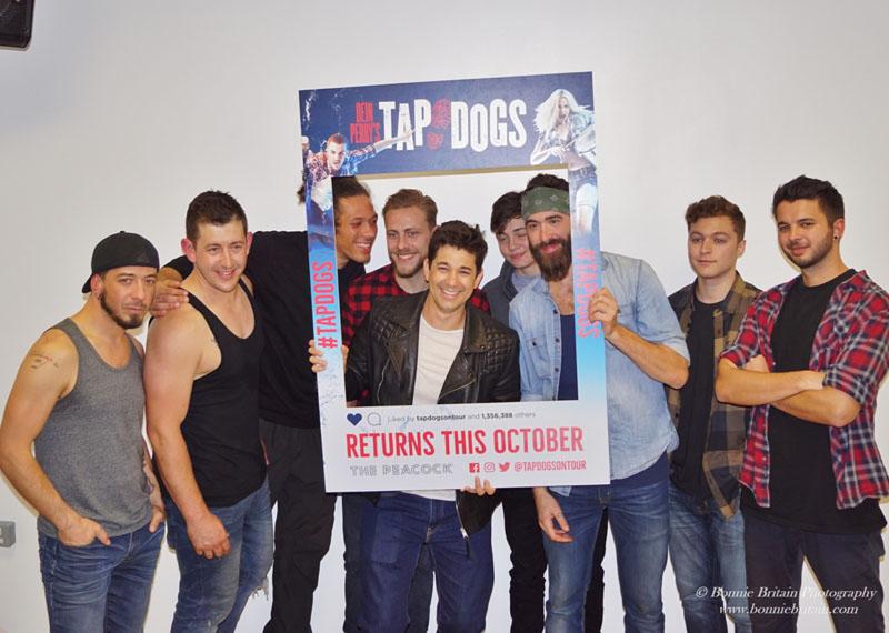 Tap Dogs Cast 2018