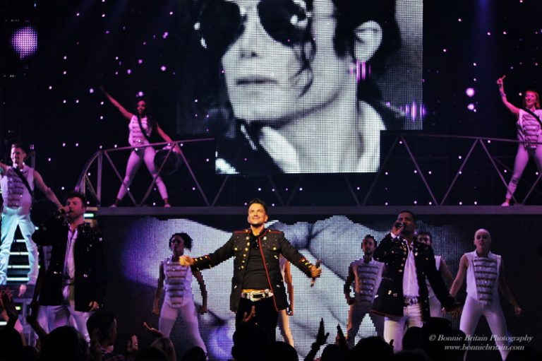 Celebrating 4000th Thriller Live