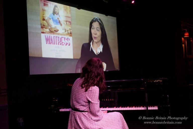 Waitress Music - Press Launch 2018