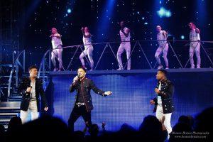 Peter Andre Guest Performer Thriller Live